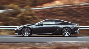 2018 lexus lc 500 new 2018 lexus lc 500 color caviar side hd wallpaper 42