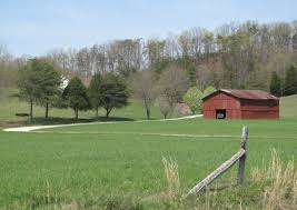 The Red Barn Mt Vernon Mo Day 45 Apr 12th U2013 Mount Vernon Ky To Berea Ky Be Careful Out