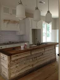 reclaimed wood kitchen stunning rustic kitchen island ideas