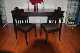 Crate And Barrel Dining Room Sets Crate Barrel Dining Room Set Must Go Tomorrow In Uws New York