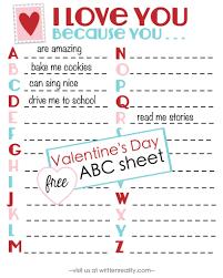 celebrate valentine u0027s day with a free abc printable written reality
