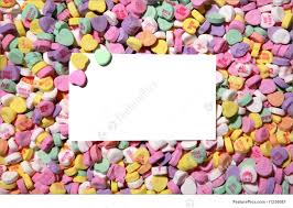 valentines heart candy valentines heart candy background stock picture i1236087 at