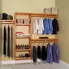 Rubbermaid Complete Closet Organizer Amazon Com John Louis Home 12 In Depth Simplicity Closet