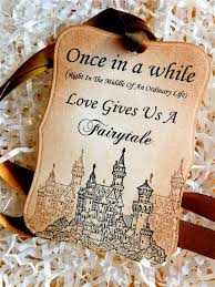 Exclusive Wedding Invitation Cards Fairytale Love Luxury Wedding Favor Wish Tree Tags Vintage Style