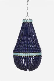 Beaded Turquoise Chandelier Blue Beaded Chandelier Chandelier Models Model 7 Chandelier