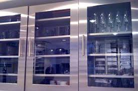 stainless steel kitchen cabinet doors uk glazed stainless steel doors with opaque glass as standard