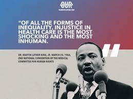 mlk quote justice delayed mlk health care for all social justice warrior pinterest