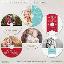dvd cd labels templates for photographers set of 6 photoshop