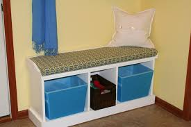 bathroom storage bench ideas impressive bathroom bench photos of