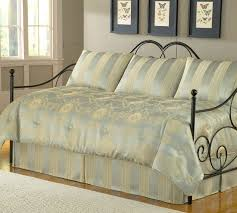 Daybed Covers Fitted Fitted Daybed Mattress Cover With Cordingpiping Fully Encased