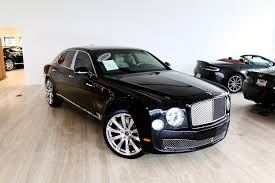 bentley mulsanne interior 2014 2014 bentley mulsanne stock 6nc001918a for sale near vienna va