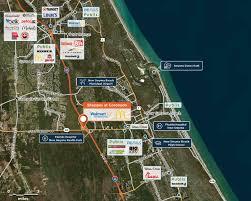 New Smyrna Beach Florida Map by Shoppes At Coronado New Smyrna Beach Fl U2013 Retail Space Regency