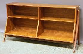 Mid Century Modern Bookcase Mid Century Modern Drexel Declaration Walnut Bookcase Sale