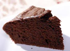 a chocolate cake recipe using all natural ingredients cooked in