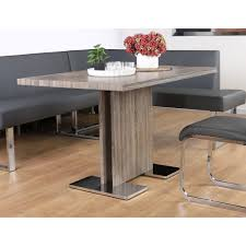 Zenith Home And Garden Decor Walnut Gray Modern Dining Table Zenith Collection Rc Willey