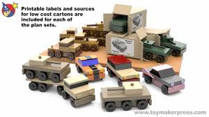 Plans For Wood Toy Trucks by Wood Toy Plans Easy To Make Table Saw Cars U0026 Trucks Youtube
