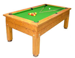 evergreen outdoor pool table 6 ft 7 ft 8 ft liberty games