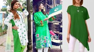 latest pakistani 14 august dresses for girls 2017 youtube