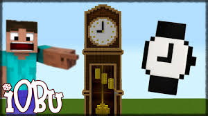 Knex Grandfather Clock Epic Grandfather Clock Minecraft Timelapse Let U0027s Build With
