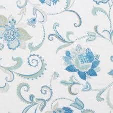 Spotlight Continuous Curtaining Kahlea Fabric Blue 145 Cm Spotlight Australia Curtains