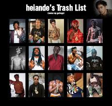 Meme Rap - post your trash list kanye west forum
