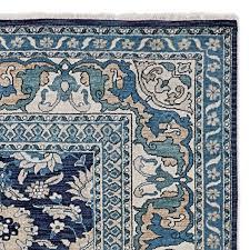 silk u0026 wool rugs williams sonoma