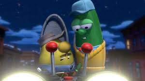 veggie tales easter veggietales clip from twas the before easter