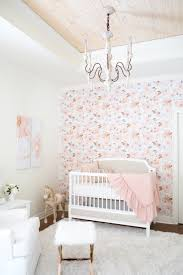style me pretty living a field guide to living an inspired life tour a bright blooming nursery perfect for a baby girl