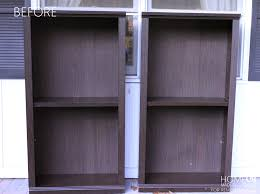 Home Decorators Bookcase Remodelaholic Diy Bookcase Hutch Hack