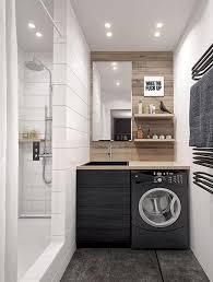 bathroom laundry ideas a combined laundry and bathroom