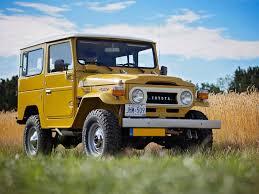 vintage toyota jeep toyota landcruiser fj40 bj40 bj42 how car restoration works