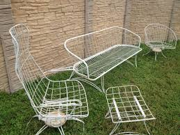 Best Vintage Mid Century Patio Furniture Images On Pinterest - Antique patio furniture