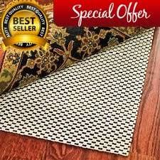 Underpad For Area Rug Thick High Quality Premium Area Rug Underpad Rug Pad 7 By 10