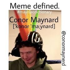 Conor Maynard Meme - conor maynerd conormaynerd instagram profile instapuk com