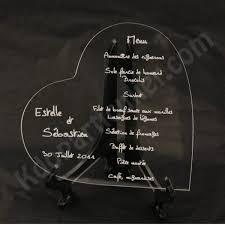 idee menu mariage idée décoration mariage menu mariage et toute fête en forme de