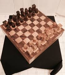 Ancient Chess Set Chess Set