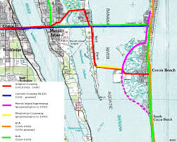 St George Island Florida Map by Merritt Island Causeway Wikipedia