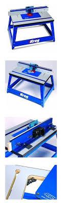 kreg prs2100 benchtop router table die cast aluminum router table future wish list pinterest