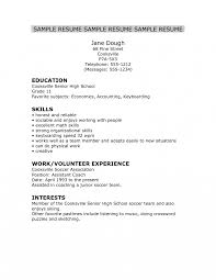 exle of college resume arts exle limited experience how to write student resume cover