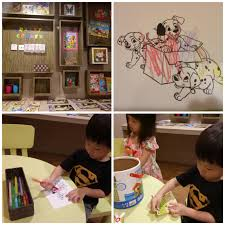 Craft Room For Kids - leisure with daddy b staycation shangri la rasa sentosa hotel