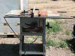 10 In Table Saw West Auctions Auction Farm Equipment In Capay Valley Ca Item