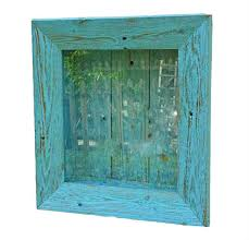 Glass Curio Cabinet With Lights Shadow Box Wall Shelf Curio Cabinet In Light Blue With Glass Door