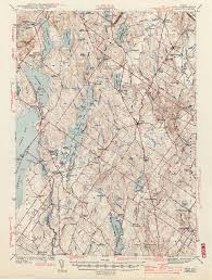 Map Of Maine Towns History Gray Me
