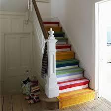 teppich treppe treppenteppich bringt den eingangsraum auf höheren level