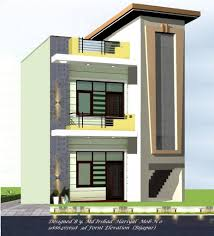 700 sq ft floor front elevation of duplex house in 700 sq ft google search