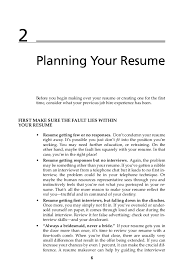 Resume Fill In The Blank Jeffrey G Allen The Resume Makeover