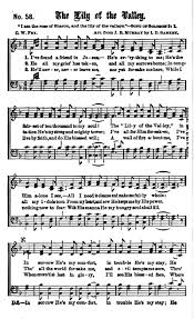 Hymns Of Comfort The Lily Of The Valley Wikipedia