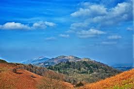 britain u0027s best views malvern hills west midlands