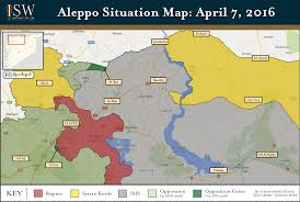 Syria On A World Map by Assad U0027s New Aleppo Offensive Business Insider