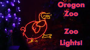 oregon zoo lights 2017 oregon zoo lights 2017 youtube
